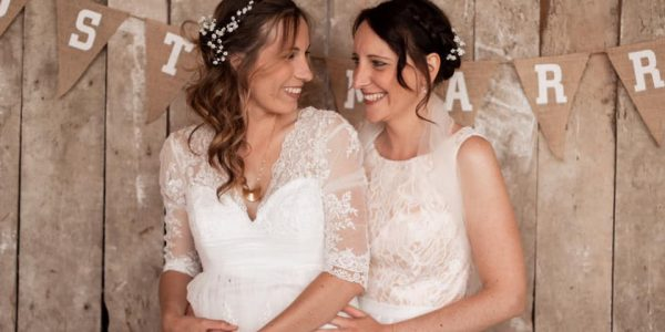 Photo du Mariage de Carole & Emeline dans un lieu splendide à Pibrac nommé la Garoffe