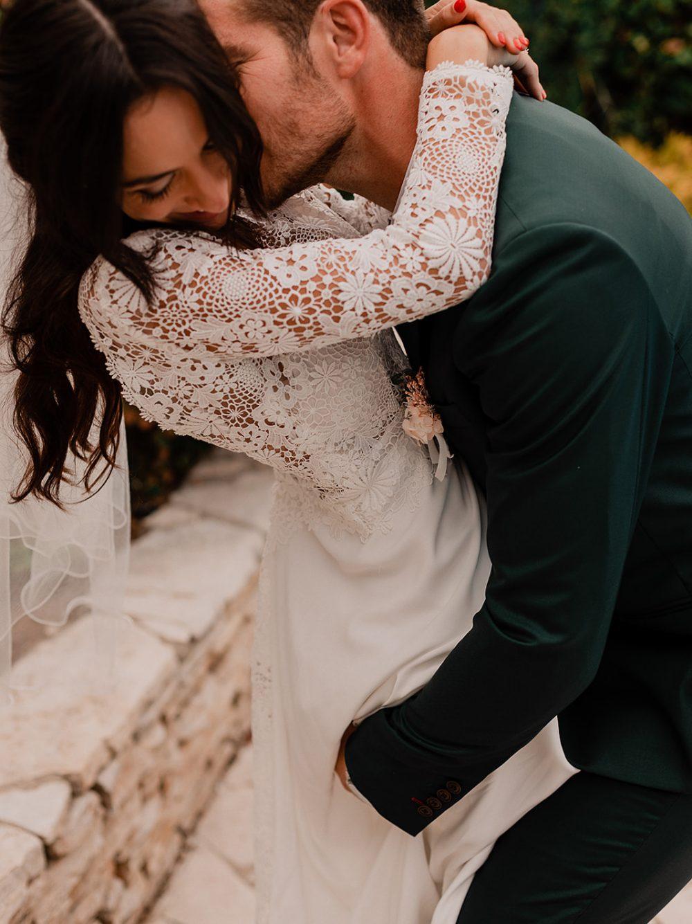 Photo du Mariage de Sylvain & Virginie - Photos de couple